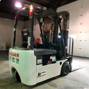 2004-Nissan-3-Wheel-Electric-Forklift-4