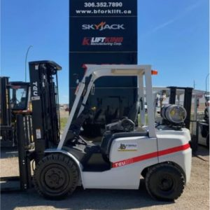 New TEU FG30T Forklift Main Image